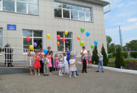 Выпускной вечер «Детский сад, нам тебя не забыть»